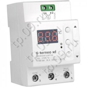 Терморегулятор в теплицу