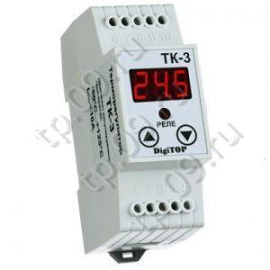Терморегулятор ТК-3, ТК-4